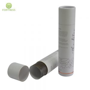 Super paper tube compostable material made for incense packaging