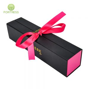 Creative design fashion high quality classcial hair extension paper box packaging for free sample