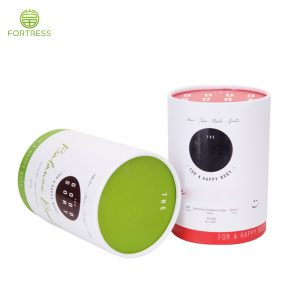 Healthcare Paper Tube Packaging