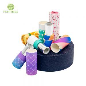 Luxury paper lipstick container box