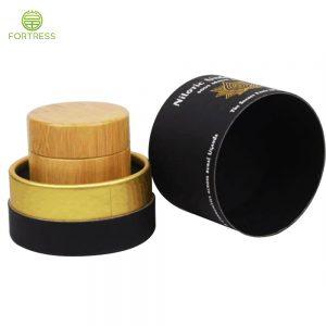 Luxury Custom Printed Bottles Cosmetic Packaging Jar Cream for Cosmetic Box Packaging