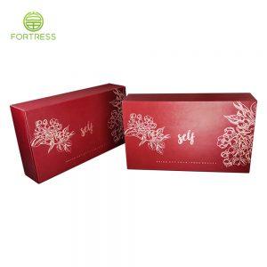 Wholesale Luxury High Quality New Design Custom Square Face Cream Skin Care Box