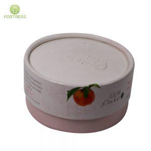 Luxury OEM packaging box for cream jar box packaging custom logo