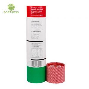 Biodegradable Cardboard Paper Tube Round Food Grade Cardboard Tube for Spaghetti