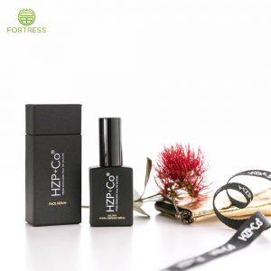 Cosmetic box packaging face serum paper packaging box