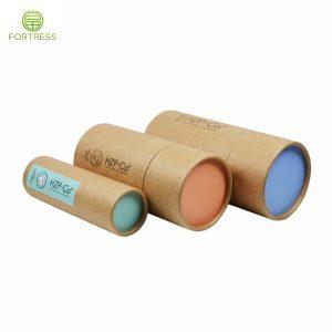 Skincare Paper Tube Packaging