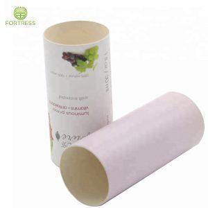 Skincare Paper Packaging Tube