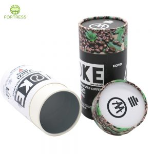 High-quality customized paper packaging paper box paper tube Chinese paper packaging supplier