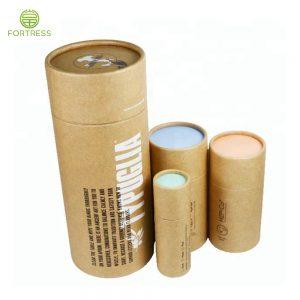 Tea/Coffee Paper Packaging Tube