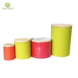 Tea/Coffee Paper Tube Packaging