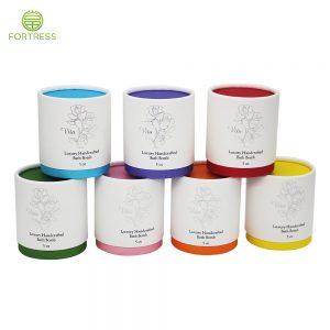 Luxury Biodegradable Handmade Soap Packaging Design Box for Bath Bomb Packaging